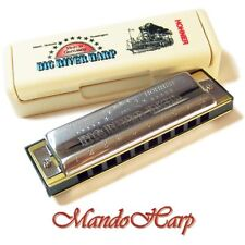 Hohner Harmonica - 590/20 Big River Harp MS (C) NEW