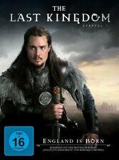 The Last Kingdom - Staffel 1 (4 DVD) NEU + OVP!
