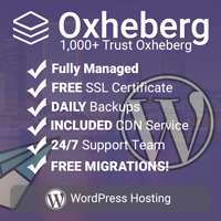 Managed WordPress Hosting - Web Hosting with Unlimited Space - 1 Year / 1 Site