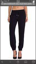 SASS And Bide Slouch Pants Brown Rayon Small