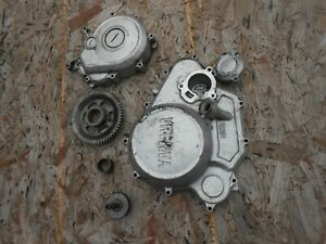YAMAHA YZF-R 125 YZF 125 2008 - 2013 JOB LOT OF ENGINE PARTS COVERS