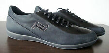 PORSCHE DESIGN NEW JERSEY dl1 SHOES SNEAKERS SCARPE UOMO PELLE BLACK TG. 46 NUOVO