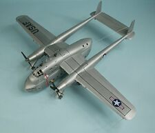 Fairchild XC-120 Packplane Transport Airplane Model Replica Small Free Shipping