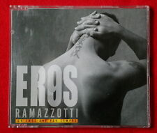 EROS RAMAZZOTTI cd singolo UN'EMOZIONE PER SEMPRE ITALIA Nek Varini 2003