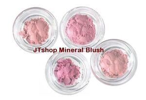 JTshop Superior Mineral Blush - 4 Colour Choices (0.3g-4g) All Natural