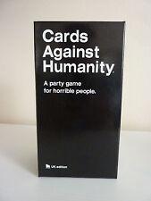 Cards Against Humanity: edición del Reino Unido-Nuevo y Sellado