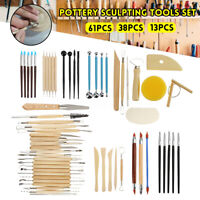 Clay Sculpting Pottery Carving Tool Set Shaper Modelling Sculpture Blade