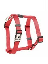"PETMATE, Deluxe Harness, Size Large, (1"" wide,  28-36""), in Red Nylon.  NEW."