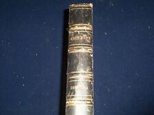 1883-1884 SEP-JUN YALE NEWS MAGAZINE BOUND VOLUME NO. 7 - GREAT ADS - KD 726G