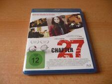 Blu Ray Chapter 27 Die Ermorderung des John Lennon - Jared Leto & Lindsay Lohan