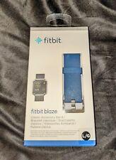 Fitbit Blaze OEM Band - Blue Size L/G