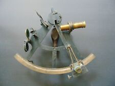 ANTIQUE MARINE SEXTANT in ORIGINAL BOX - 19th - BREMERHAVEN