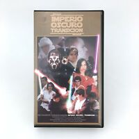 IMPERIO OSCURO : TRANSICION ULTRA RARE STAR WARS EXPANDED UNIVERSE ROTJ SITH VHS