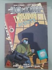 ATOMIC ROBO AND THE DEADLY ART OF SCIENCE Vol 5 RED 5 COMICS NEW UNREAD!