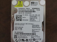 """Western Digital WD800BEVS-75RST0 DCM:FANTJBBB 80gb 2.5"""" Sata Hard Drive"""