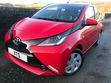 * 2015 TOYOTA AYGO 1.0 VVT-i X-PLAY 5 DOOR / JUST SERVICED & ONLY 16000 MILES *