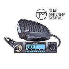 ORICOM UHF182 DUAL SMART ANTENNA RADIO UHF 80 CHANNELS 5W IN VEHICLE CARS 4WD