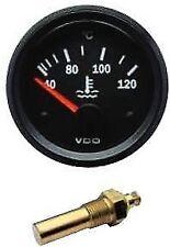 VDO Water Temperature Temp gauge with sender, 12volt, 52mm 2 inch 40-120 Deg C