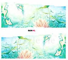 Calcomanías de transferencia de Agua Pegatina de Arte en Uñas Arte Decorativo lecho marino peces oceánicos (DC202)
