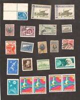 Poland Bulgaria Mixed lot stamps