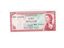 East Caribbean States One Dollar UNC PB1