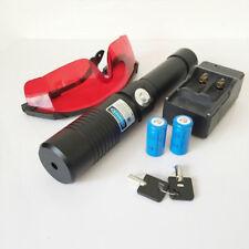 2WBX6 450nm Blue laser pointer Burn Matches Light Cigarettes pop balloons