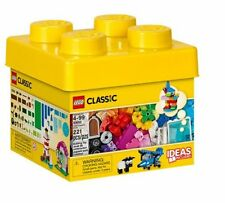 LEGO Classic 221pcs 10692 Creative Brick Yellow Box Set Lego Korea