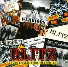 Blitz - Punk Singles and Rarities 19801983 [CD]