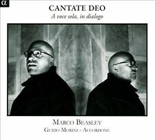 Cantate Deo / A Voce Sola / In Dialogo, New Music