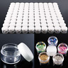 10pcs 5g Plastic Sample Pot Jars Cosmetic Face Cream Container Empty Reusable