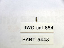 IWC cal  854  tirette screw part 5443