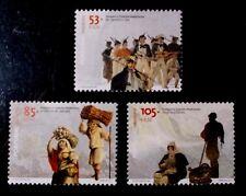 TEMA  PORTUGAL MADEIRA 2001 220/22  TRADICIONES 3v.