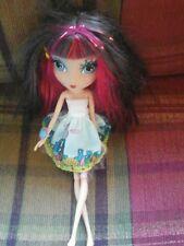 La Dee Da City Girl Dee Doll Animae Eyes Spin Master