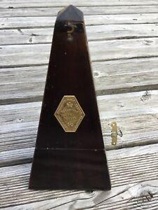 Ancien Métronome Maelzel en bois
