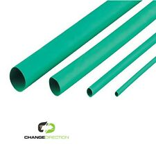 Heat Shrink: Double Wall Glue Lined 3:1-7.9mm dia -500mm length (5x100mm)-GREEN