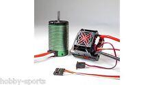 Castle Creations Mamba Monster X ESC/2200 Motor 1/8 Brushless Combo 010-0145-01
