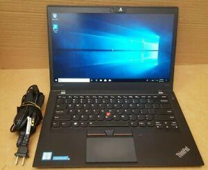 Lenovo ThinkPad T460s 14in Core i7-6600U 2.81GHz/8GB/256GB M2 SSD/Windows 10 Pro