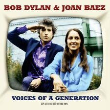 Bob Dylan & Joan Bae - Voices of a Generation [New Vinyl] UK - Import