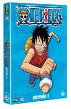 Coffret 3 Dvd One Piece Skypiea Volume 1 TBE episodes 144 à 156 KANA Arc VF VO
