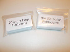 100 States and State Flags Flashcards. Preschool-5th Grade Geography Flashcards.