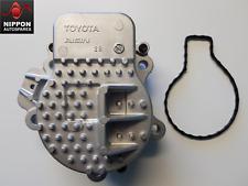 NUOVO orig. TOYOTA AURIS YARIS PRIUS/LEXUS CT200H Motore Pompa Acqua 161A0-29015