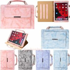 For iPad 7th 6th 5th Generation/Mini/Air/Pro Portable Handbag Leather Case Cover