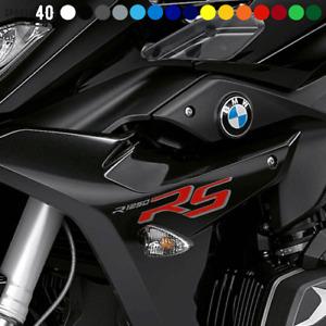 BMW R1250 RS - Vinyls Decals / Stickers - BMW R 1250 RS  Bike Pannier 2318-1219