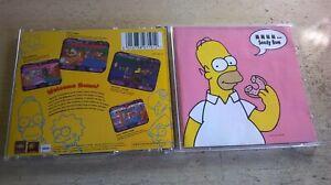 THE SIMPSONS: VIRTUAL SPRINGFIELD - 1997 PC & MAC GAME - ORIGINAL JC EDITION VGC
