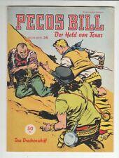PECOS BILL N. 36 ORIGINALE MONDIAL CASA EDITRICE nello stato 2!!!