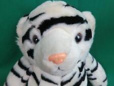 "2003 Toys ""R"" Us Geoffrey Black White Albino Tiger Red Heart Bellybutton Plush"
