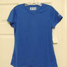 Women's New Balance Endurance Blue Tec Shirt New LARGE