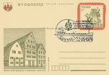 Poland postmark GDYNIA - sea ship