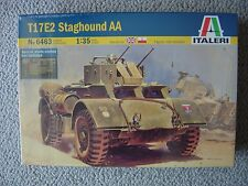 Italeri 1/35 T17E2 Staghound AA