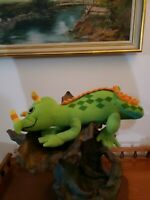 "Magic School Bus Plush Liz Lizard 16"" Stuffed Animal 1995 Scholastic Kenner"